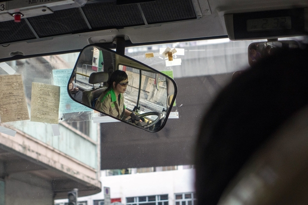 Bus drivers have complained that congestion is making it difficult to stay on schedule.